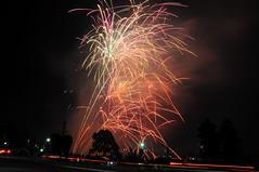 Niagara Falls Fireworks (