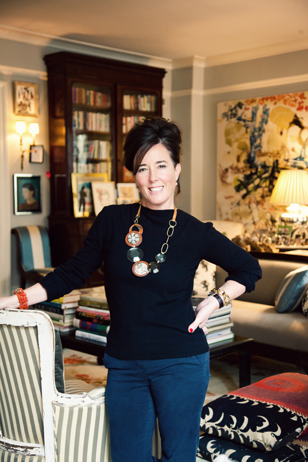 At Home With Kate Spade Ann Street Studio