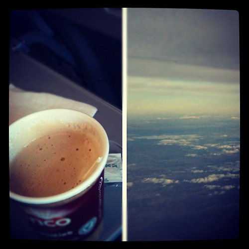 Capuccino entre nubes by rutroncal