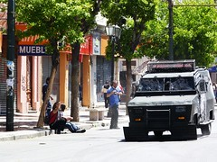FUCK YOU! (nerraz) Tags: puerto libertad valparaiso march riot gente protest protesta carabineros rights manifestacion marcha educacion derechos pacos democracia disturbios igualdad lucro gratuita