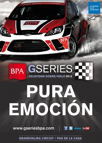 GSeries BPA 2012