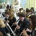 Clarendon & Chatham school band||