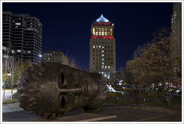 Citygarden - Night 2011-11-11 2
