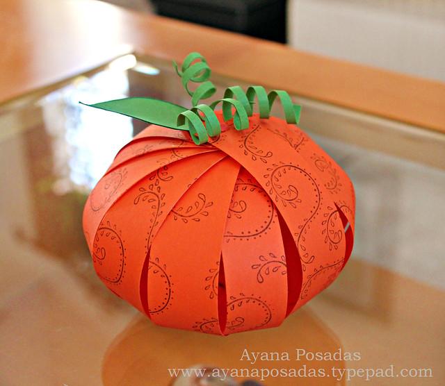 3D Pumpkin (2)