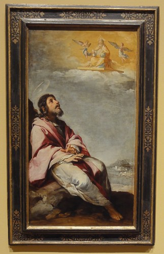 Saint John the Evangelist's Vision of God