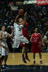 Tre Lewis Layup (acaben) Tags: basketball pennstate layup collegebasketball ncaabasketball psubasketball pennstatebasketball treylewis