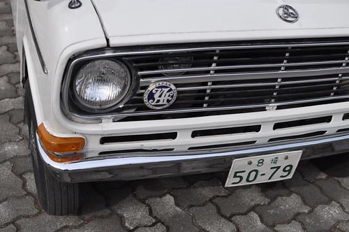 1965 MITSUBISHI MINICA