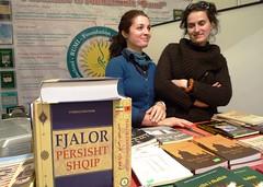 Tirana Book Fair 2011 (Cabiria8) Tags: girls book iran books balkans albanian albania sufi sufism dictionary bookfair rumi balkan farsi tirana