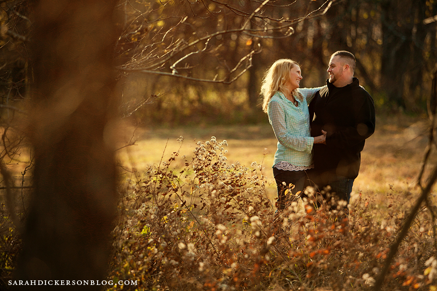 Shawnee Mission Park Kansas engagement photographers