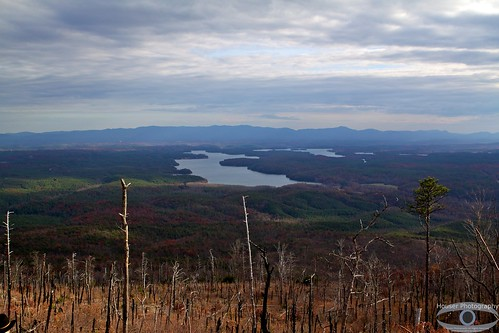 Lake James from Shortoff Mountain 127