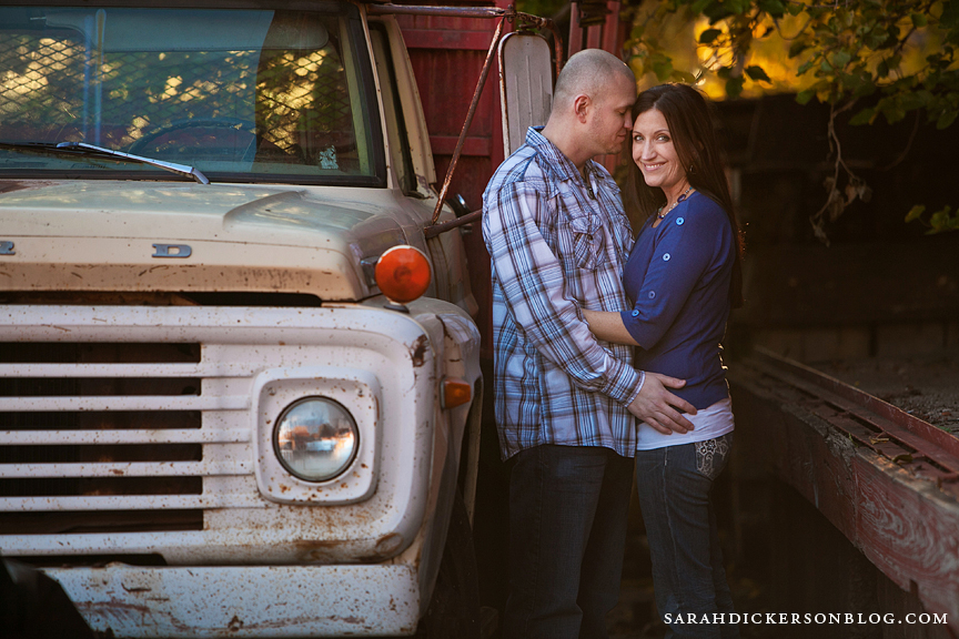 Kansas City West Bottoms engagement photographers