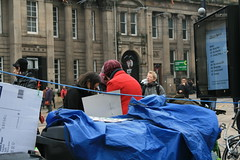 IMG_1865 (fairynormal) Tags: poverty camping camp people demo justice tents jobs sheffield politics rich poor protest demonstration unions capitalism society bosses cuts banks resist moral corruption recession bonuses immoral occupy canoneos400d occupysheffield
