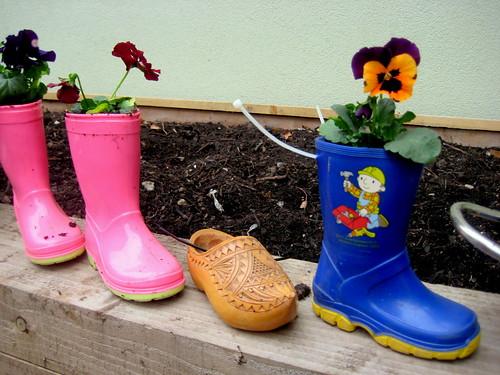 school gardening club