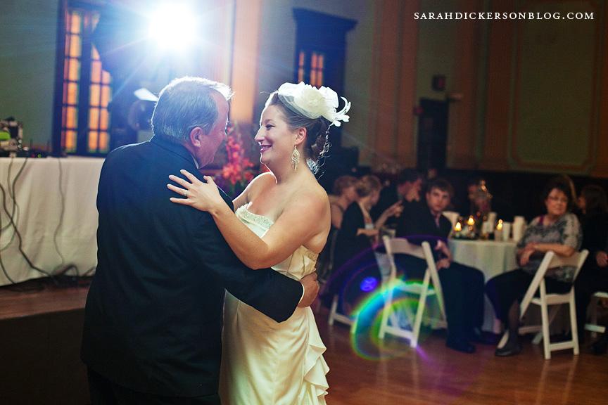 Memorial Hall Kansas City Kansas wedding reception