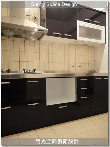廚具工廠-成功路二段周小姐廚具-陽光空間廚衛設計12