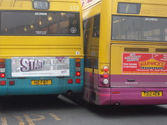 Togetherness... (deltrems) Tags: bus transport delta blackpool excel optare blackpooltransport