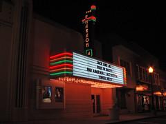 Pharaoh 4 Theatre (plasticfootball) Tags: cinema marquee theater neon theatre missouri pharaoh independence