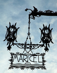 CARTELL de FORJA (Andreu Anguera) Tags: barcelona museu catalunya sitges cartell forja andreuanguera lablancasubur museumaricel comarcadelgarraf