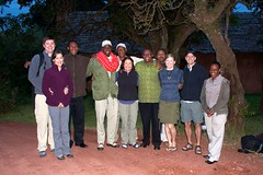Africa182 (Scott Bradbury) Tags: africa allison josh kk lodging mary mudy ngorongoro ngorongorocraterlodge people sandy scott tanzania