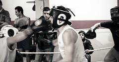 Un momento prima dell'impatto (Marco Crupi Visual Artist) Tags: fight palestra sparring boxe pugilato pugile combattimento pugili