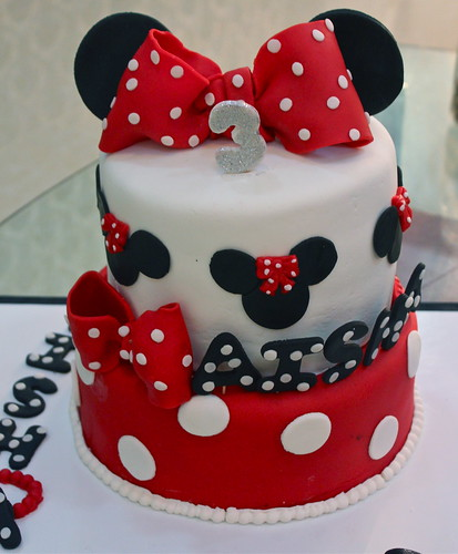 Minnie Mouse Cake 30227348
