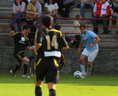 "Celta 1 Montañeros 1 <a style=""margin-left:10px; font-size:0.8em;"" href=""http://www.flickr.com/photos/23459935@N06/7018170309/"" target=""_blank"">@flickr</a>"