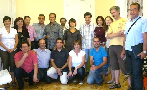 Curso Salud Geoambiental 2011-2012