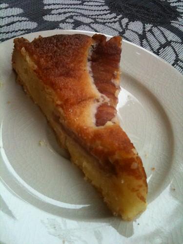 Pear & Almond Frangipane Tart