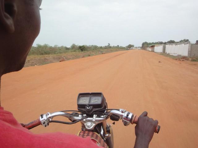 Transportation around Juba, South Sudan