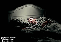 Sleeping (Ibrahim Abdulaziz ~) Tags: bed sleep room ibrahim 2012  abdulaziz