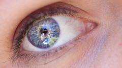 The eye of the beholder (explored) (fmgbain) Tags: iris selfportrait macro reflection eye 365days