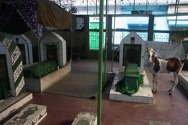 City Monument – Khwaja Mir Dard's Tomb, Near Zakir Husain College