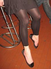 Posing for a picture....  Very low cut flats shoes (Balletflat's lover) Tags: ballet art feet beautiful beauty shoe shoes candid bare flats heels heel essence piedi nudi ballerine heelpop heelpopping