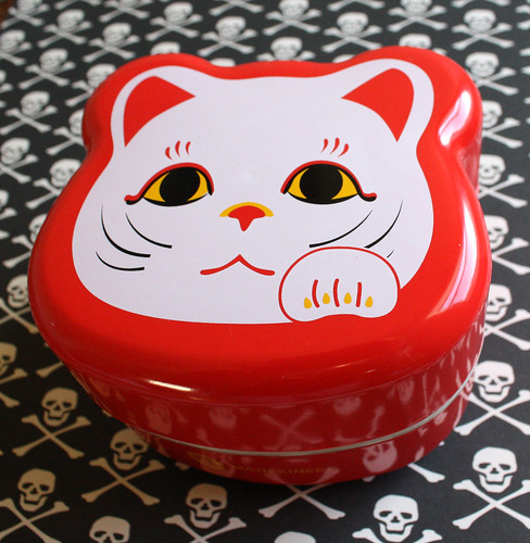 Lucky Cat Bento