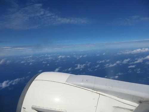 宮古島空港へ