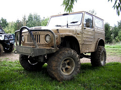 Suzuki LJ80 (Simon Didmon) Tags: jeep mud 4x4 off suzuki roader lj80