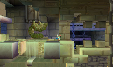 Cave Story 3DS - Sandzone 14