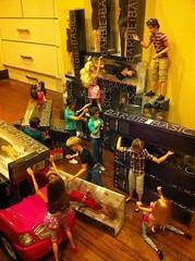 Barbie Fashionistas Are Not Playing Fair (jjcobwebb) Tags: wild house pool car doll dolls girly sassy ken barbie cutie grill clothes patio artsy glam sweetie fashionista 2009 1962 sporty bff 2010 fashionistas barbiehouse barbiecar 2011 barbiedolls kendolls dollshoes dollsbarbie barbieshoes barbiejeans barbiepets articulateddolls barbieheads barbietownhouse dollsken barbievespa kenfashion barbiejet kenclothes dressbarbie barbiefashionista barbiebasics barbiecutie barbiesassy barbietwilight barbieglamvacationhouse kenfashionista fashionistadolls kenhouse kenbasics barbie2011 barbieglampool barbiefashionista2011 barbiecaliforniandreamhouse 2011barbie 2011fashionista dollsarticulated barbiewigwardrobe myfavoritebarbie1964swirlponytail barbiemalibudreamhouse barbiebasics2012 barbiefashionistaultimatelimo fashionistajeep barbiefashionistajeep barbiebeachcruiser barbierichwelltradeshow barbieinthespotlight barbiebasicsblack barbie3storytownhouse barbieglamvacationjet