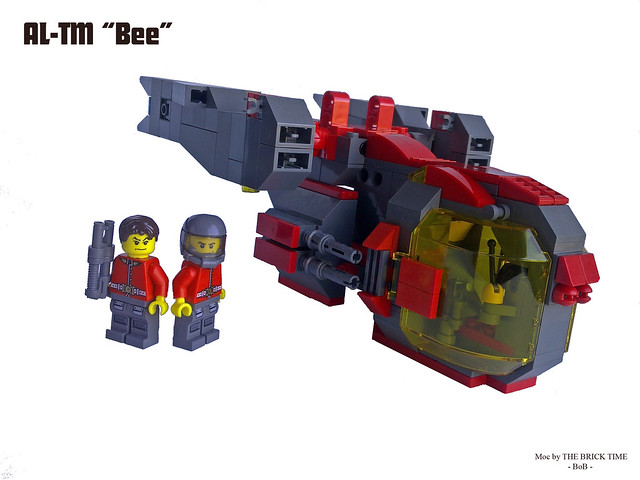 Bee 1 - with crew