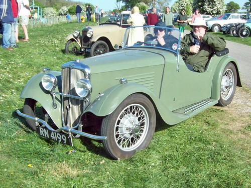 280 BSA Scout 9hp (1935-37)