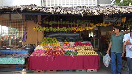Koh Samui Local Market@Bangrak サムイ島市場 (1)