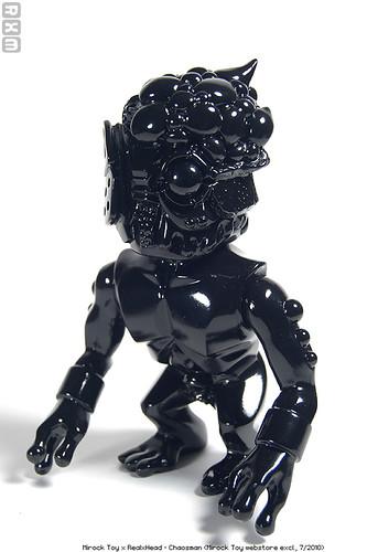 RealxHead x Mirock Toy - Chaosman