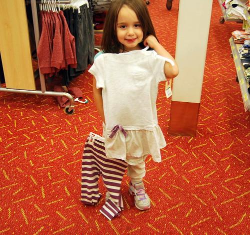 Madeline and Dress