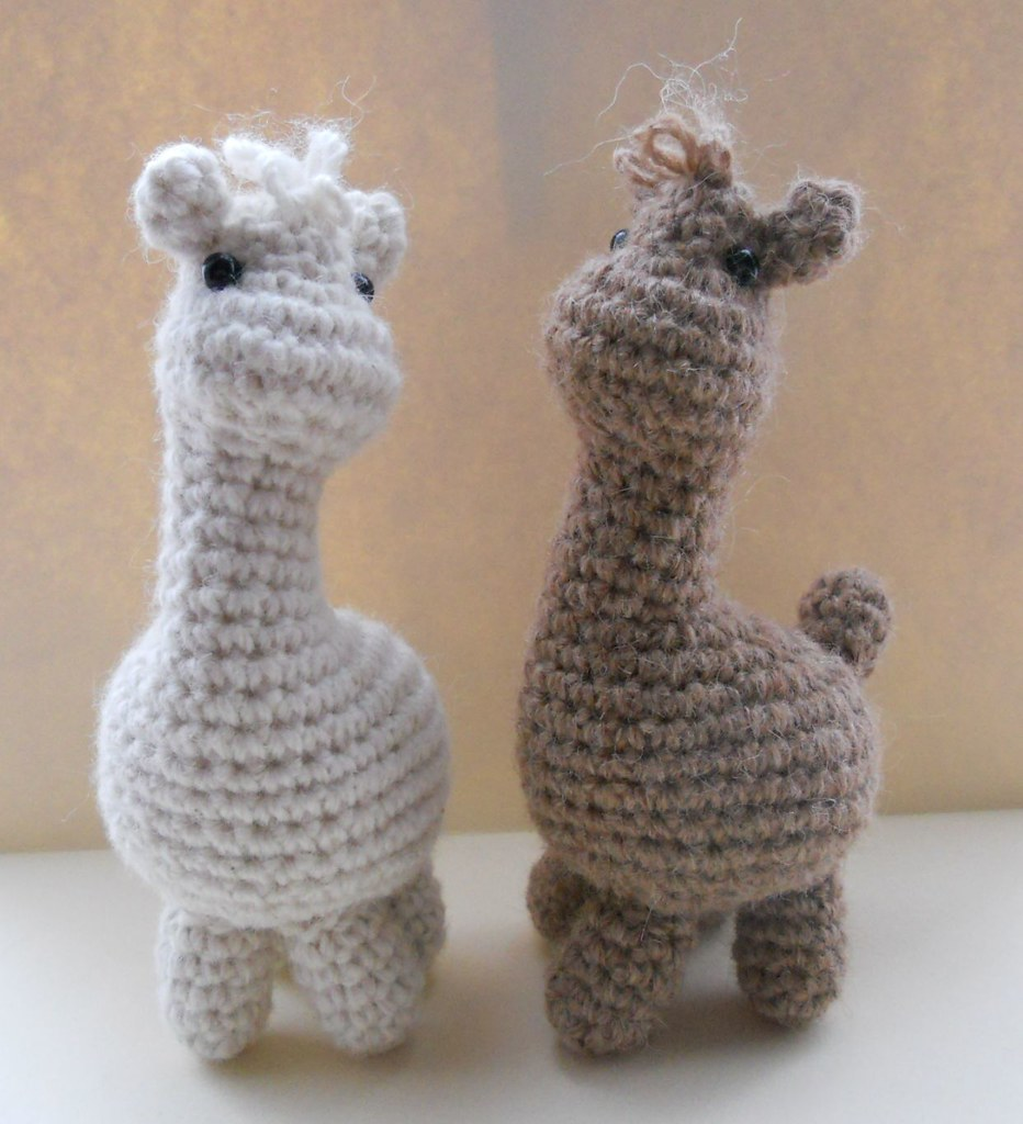 Crochet Llama Amigurumi Pattern : The Worlds Best Photos of amigurumi and llama - Flickr ...