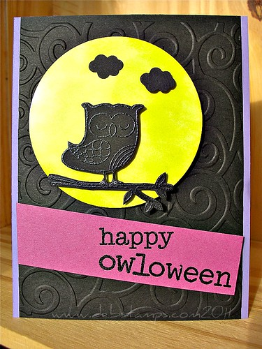 Owloween Wishes by debstamps