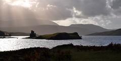 Mon chteau en Ecosse (Telline de mer) Tags: castle scotland highlands ghosts chteau ecosse esprits cieldecosse