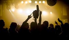 Raise your Hands (Benni Blanco) Tags: smoke sheffield crowd atmosphere nightclub plug handsintheair