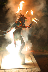 Summer Carnevale 2011 (Ardias) Tags: flame performanceart fireshow firedancer castlemcculloch unifiretheatre summercarnevale