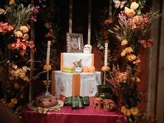 Oakland Museum Dia de Los Muertos exhibit - 1