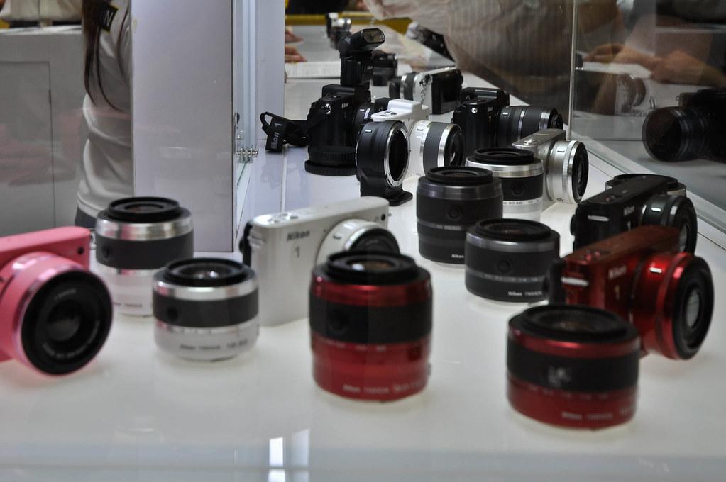Nikon 1 ...